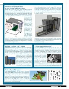 thumbnail of Fastener Technology Top Products 2016